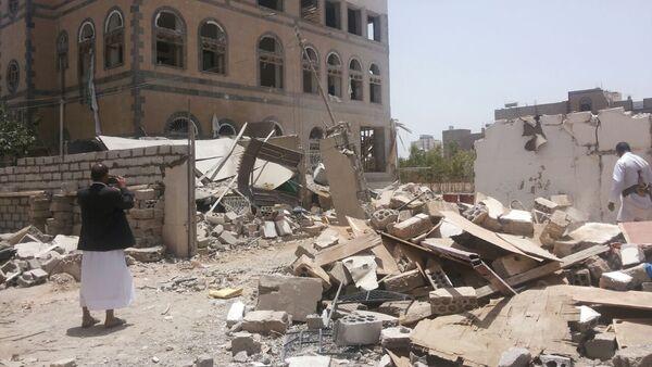 Sana'a, la capitale yemenita - Sputnik Italia
