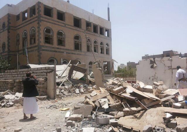 Sana'a, la capitale yemenita