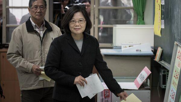 Tsai Ing-wen - Sputnik Italia