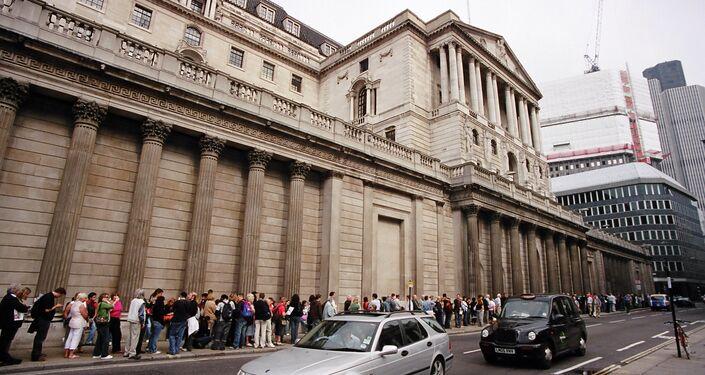La Banca d'Inghilterra