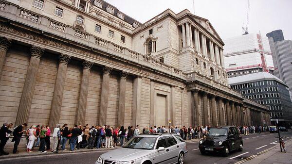 La Banca d'Inghilterra - Sputnik Italia
