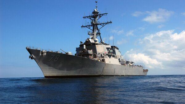 Cacciatorpediniere americano USS Porter DDG 78 - Sputnik Italia