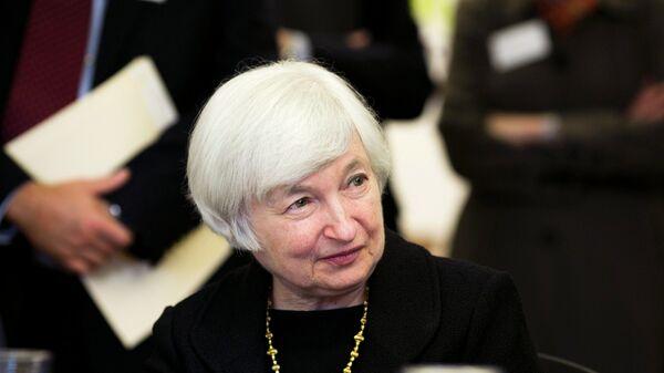 Janet Yellen, capo del Federal Reserve - Sputnik Italia
