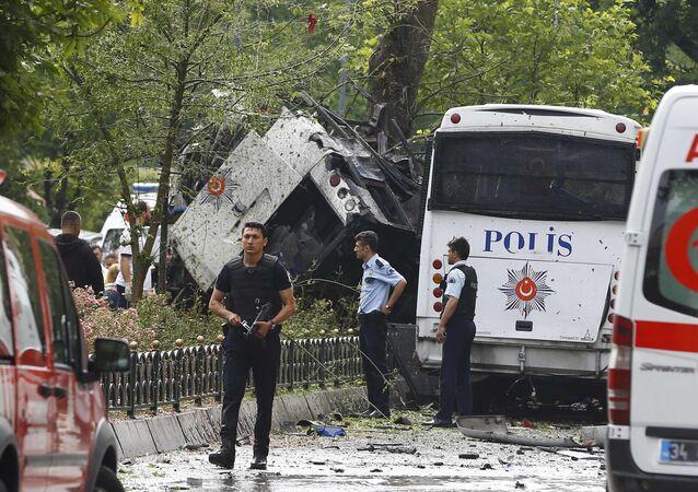 Attentato a Istanbul, 7 giugno 2016