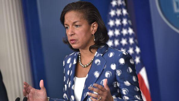 Consigliere della Casa Bianca sulla sicurezza nazionale Susan Rice - Sputnik Italia
