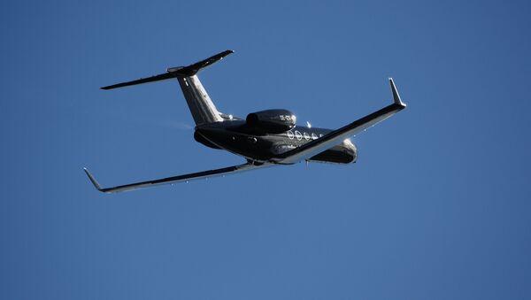 Aereo-spia svedese Gulfstream IV - Sputnik Italia