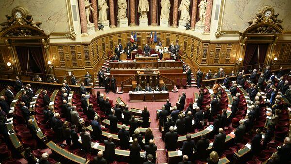 Il Senato della Francia - Sputnik Italia