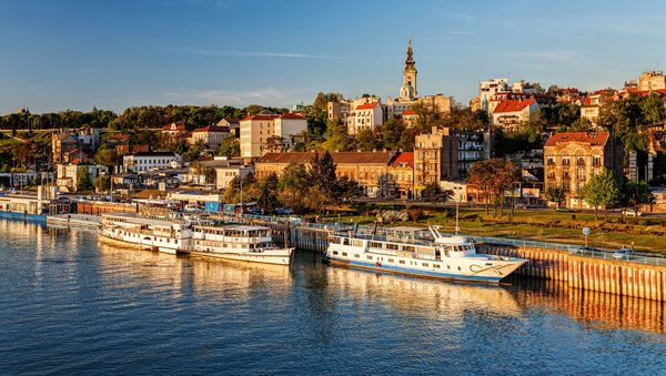 Una vista di Belgrado, Serbia - Sputnik Italia