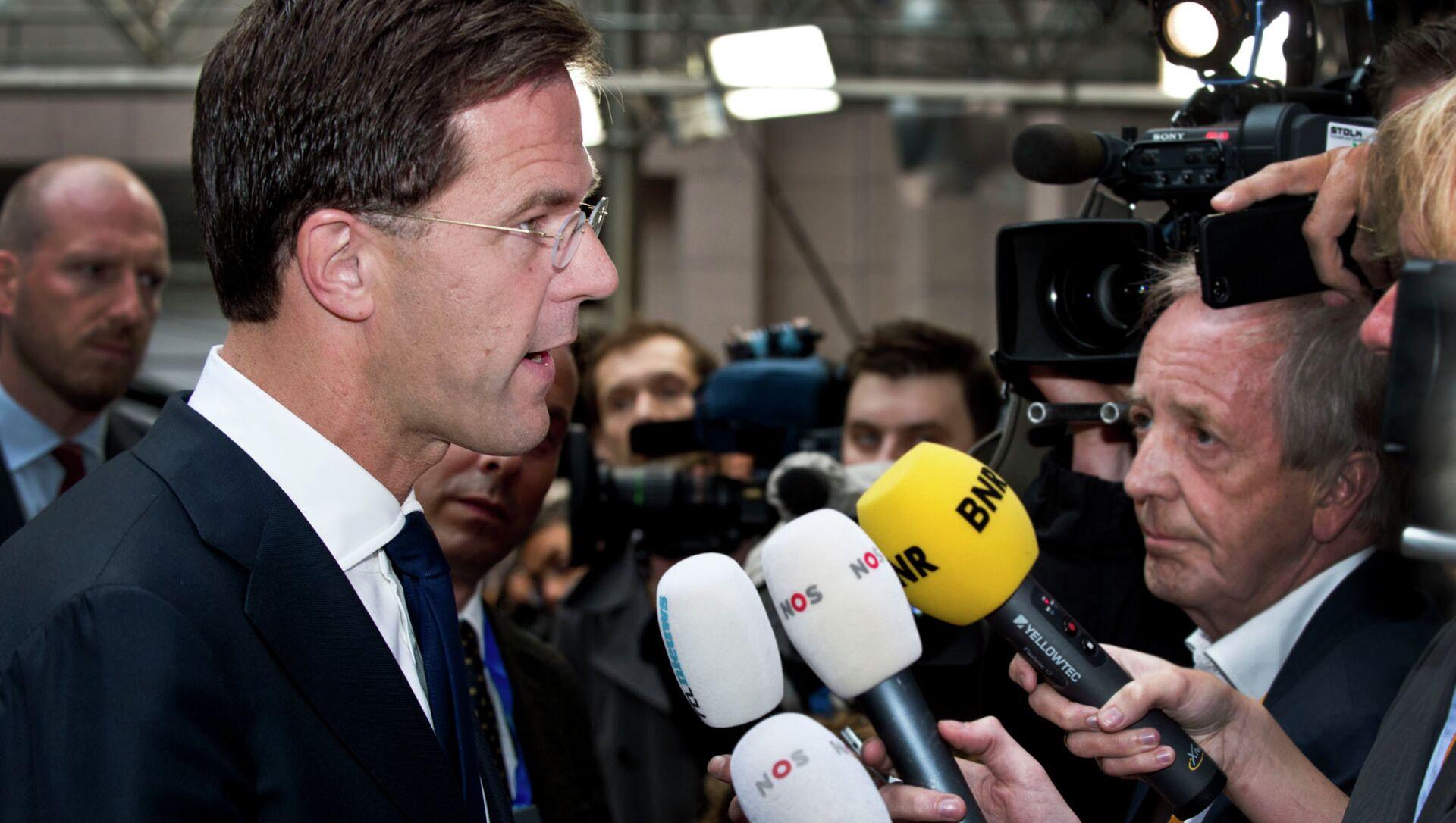 Mark Rutte vince elezioni olandesi con 35 seggi - Sputnik Italia, 1920, 18.03.2021