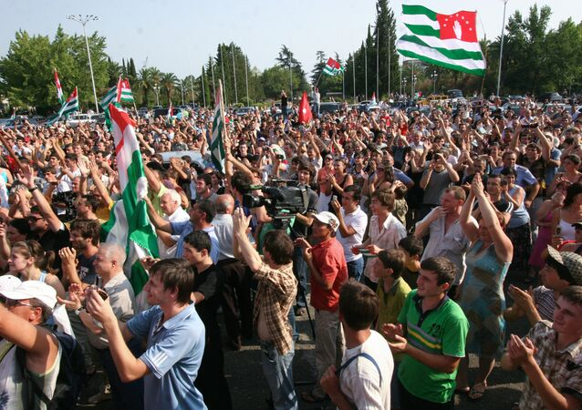 Cittadini dell'Abcasia