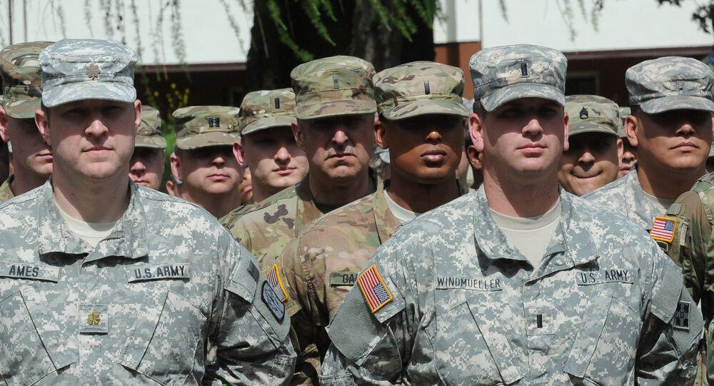 Militari statunitensi alle esercitazioni Anaconda-2016 in Polonia