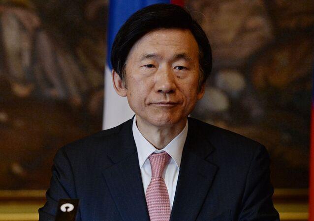 Ministro degli Esteri della Corea del Sud Yun Byung-se