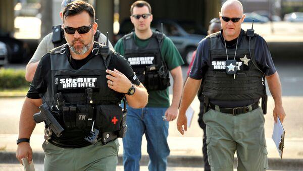 Agenti di polizia a Orlando - Sputnik Italia
