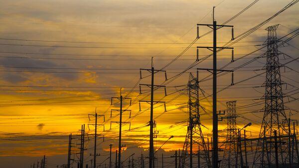 Linea elettrica - Sputnik Italia