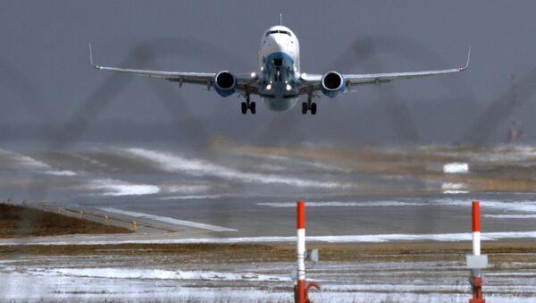 Boeing 737-800  - Sputnik Italia