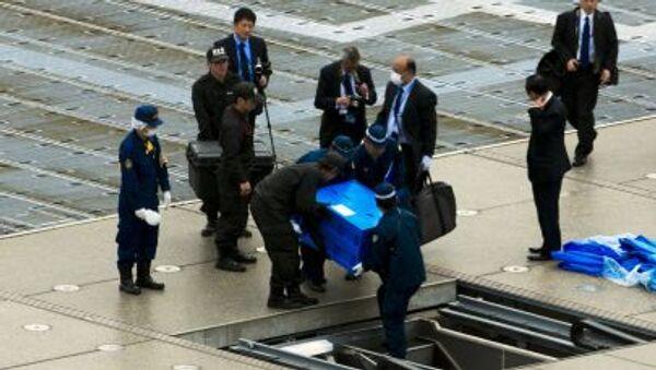 Неопознанный беспилотник на крыше резиденции премьер-министра Японии - Sputnik Italia