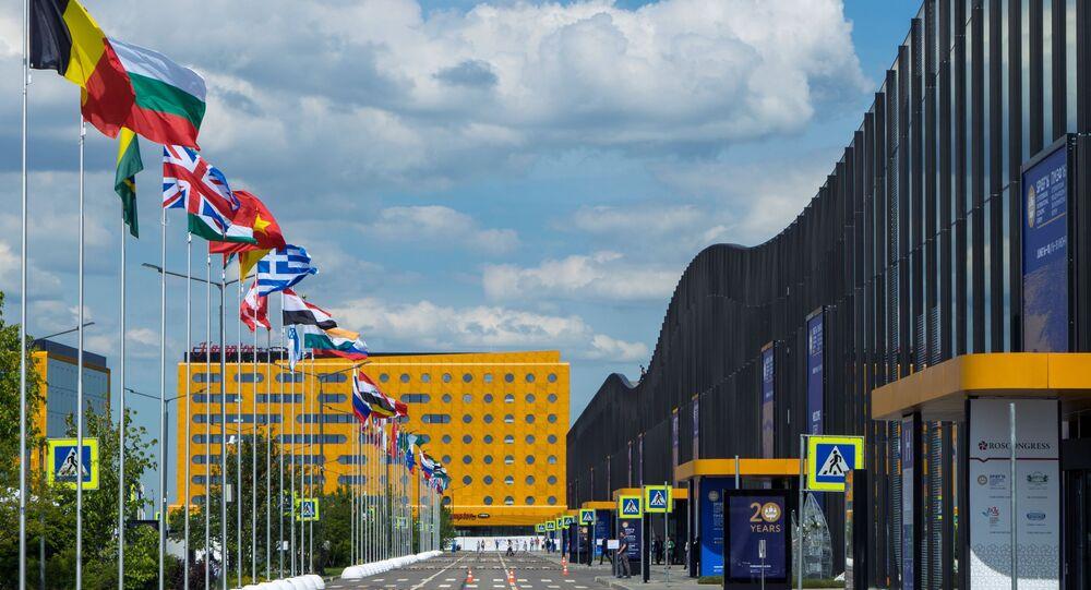 Bandiere dei Paesi partecipanti allo Spief 2016