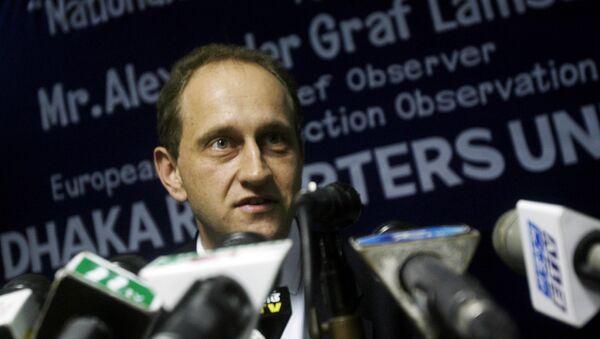 Alexander Graf Lambsdorff - Sputnik Italia