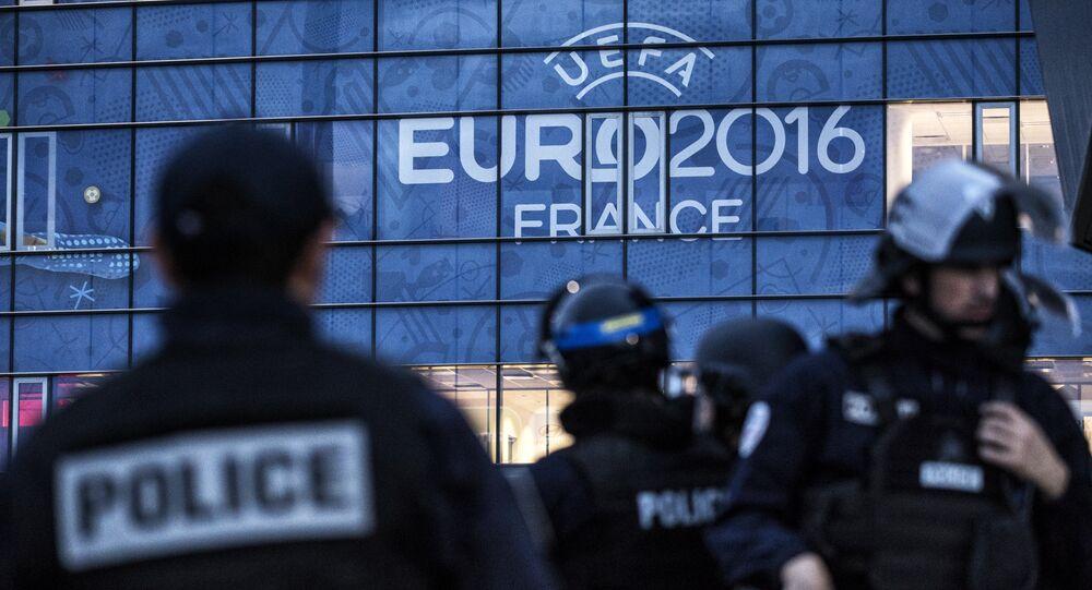 Poliziotti francesi agli Euro 2016