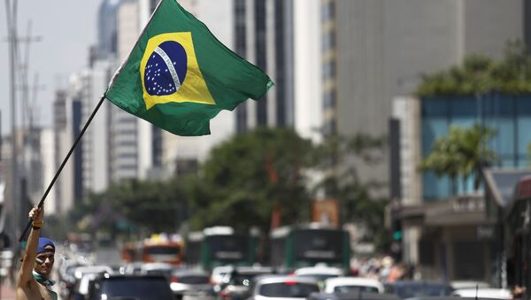 Bandiera del Brasile - Sputnik Italia