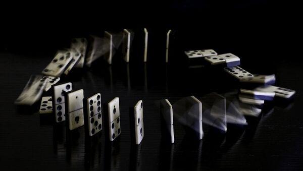 Domino effect - Sputnik Italia