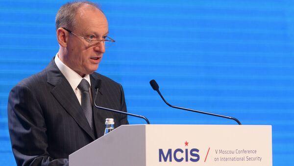Nikolay Patrushev, segretario del Consiglio di Sicurezza della Russia - Sputnik Italia