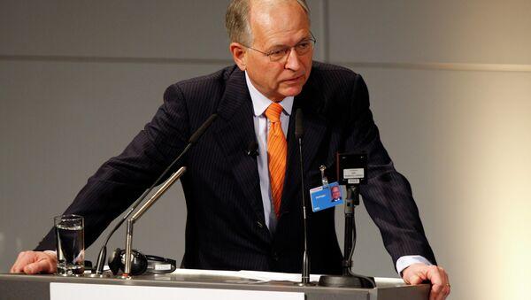 Wolfgang Ischinger - Sputnik Italia