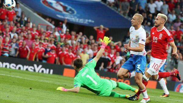 Partita Russia-Galles, Euro-2016 - Sputnik Italia