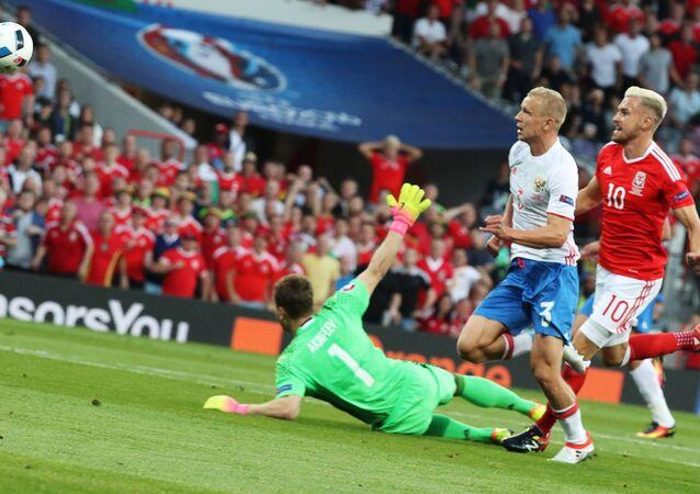 Partita Russia-Galles, Euro-2016