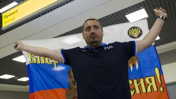 Alexander Shprygin - Sputnik Italia