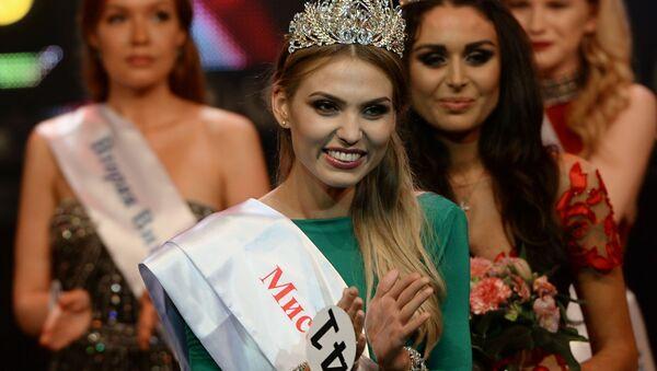 Miss Mosca 2016 - Sputnik Italia
