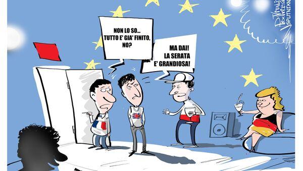Il dilemma della Brexit - Sputnik Italia