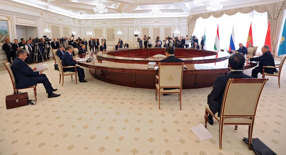 Consiglio dell'Organizzazione di Shanghai per la cooperazione