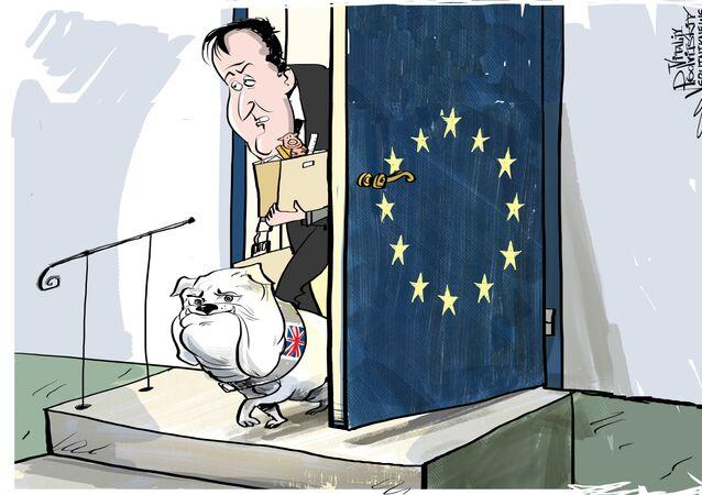 Cameron, Brexit
