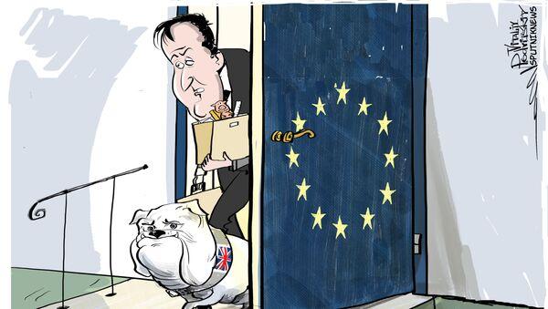 Cameron, Brexit - Sputnik Italia