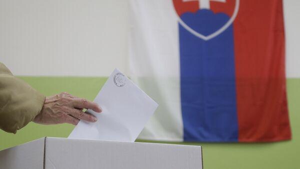 Dopo la Brexit anche la Slovacchia pensa al referendum - Sputnik Italia