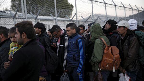 Migranti in Europa - Sputnik Italia