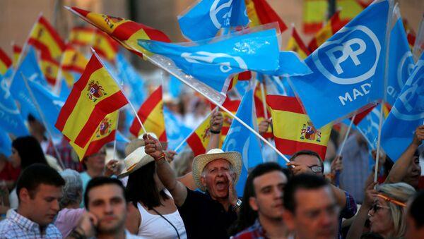 Sostenitori del Partito Popolare - Sputnik Italia