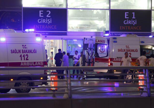 Attentato all'aeroporto Ataturk di Istanbul