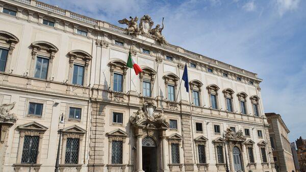 Palazzo della Consulta. - Sputnik Italia