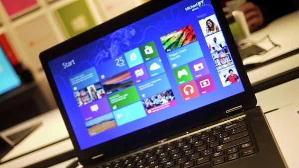 Стартовый экран операционной системы Windows 8 - Sputnik Italia