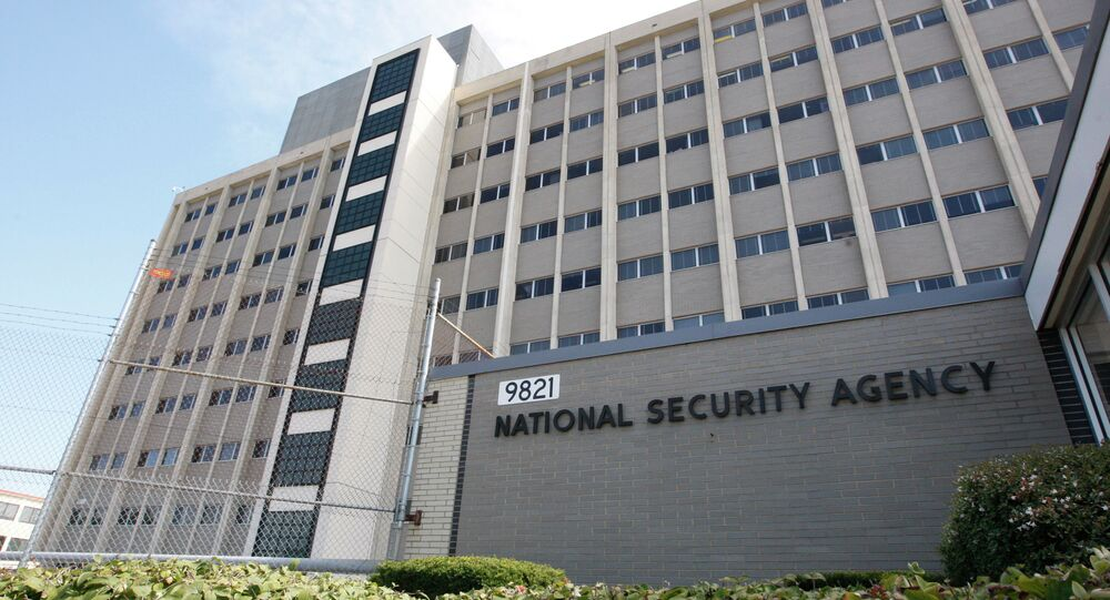 Sede della National Security Agency (NSA)