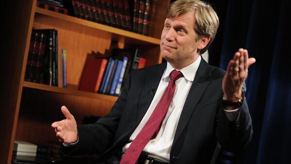 Ex ambasciatore USA in Russia Michael McFaul - Sputnik Italia