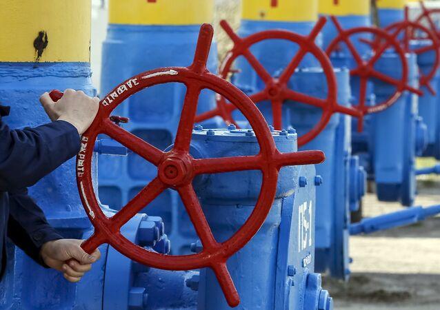 Centrale gas ucraina