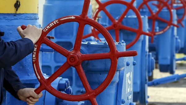 Centrale gas ucraina - Sputnik Italia