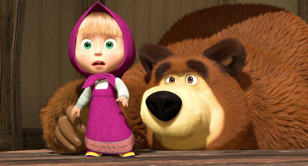 Masha e Orso – i protagonisti del cartone animato russo