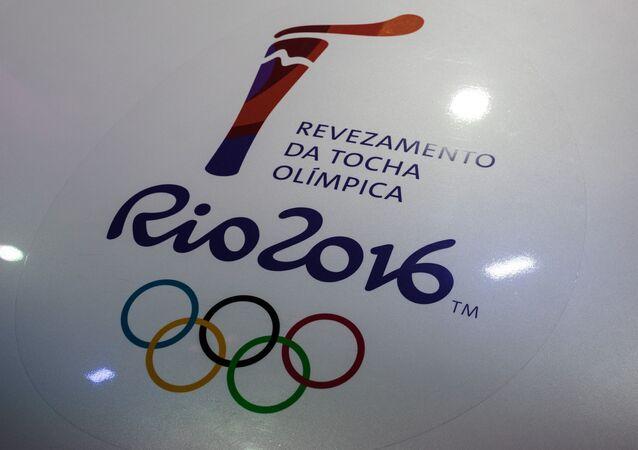 Logo delle Olimpiadi di Rio de Janeiro