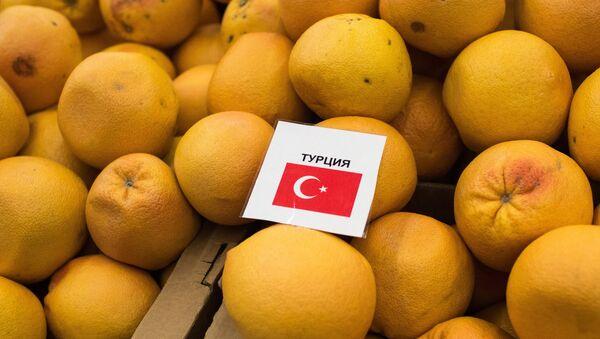 Frutta dalla Turchia - Sputnik Italia