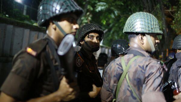 Bangladesh, attentato del Daesh a Dacca - Sputnik Italia