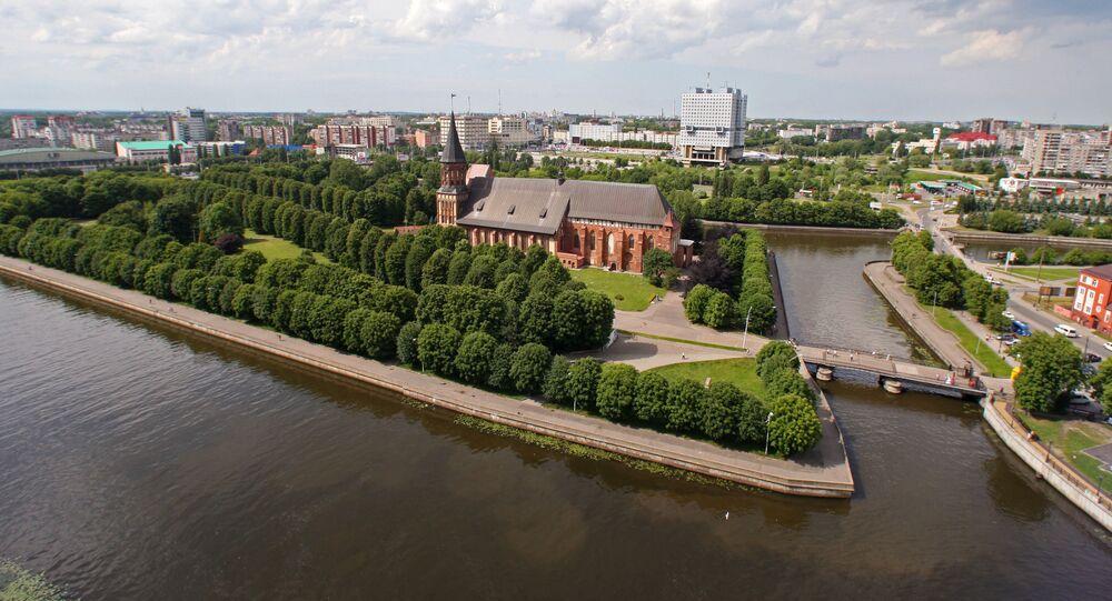 Kaliningrad (foto d'archivio)